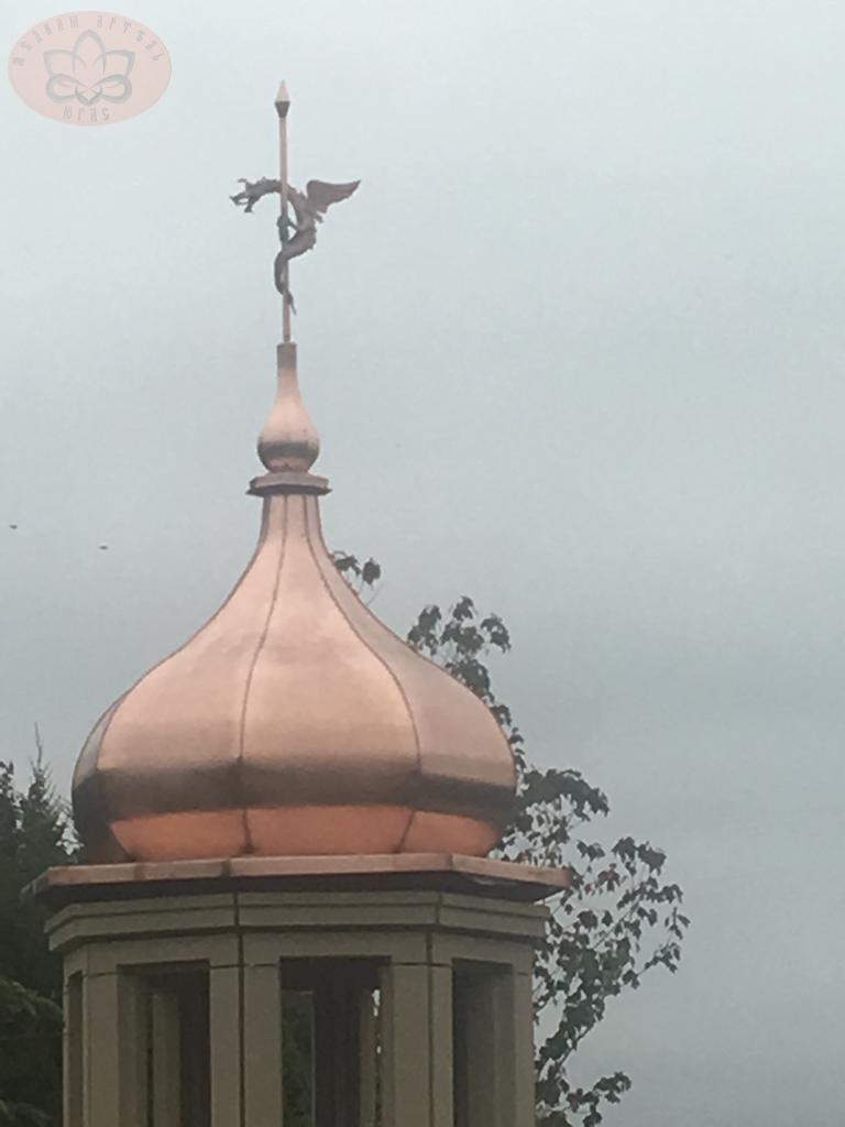 Декоративный купол