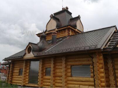 Медная шашка в русской архитектуре