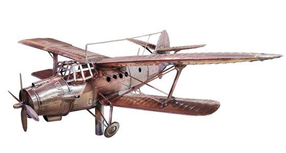 Флюгер самолет